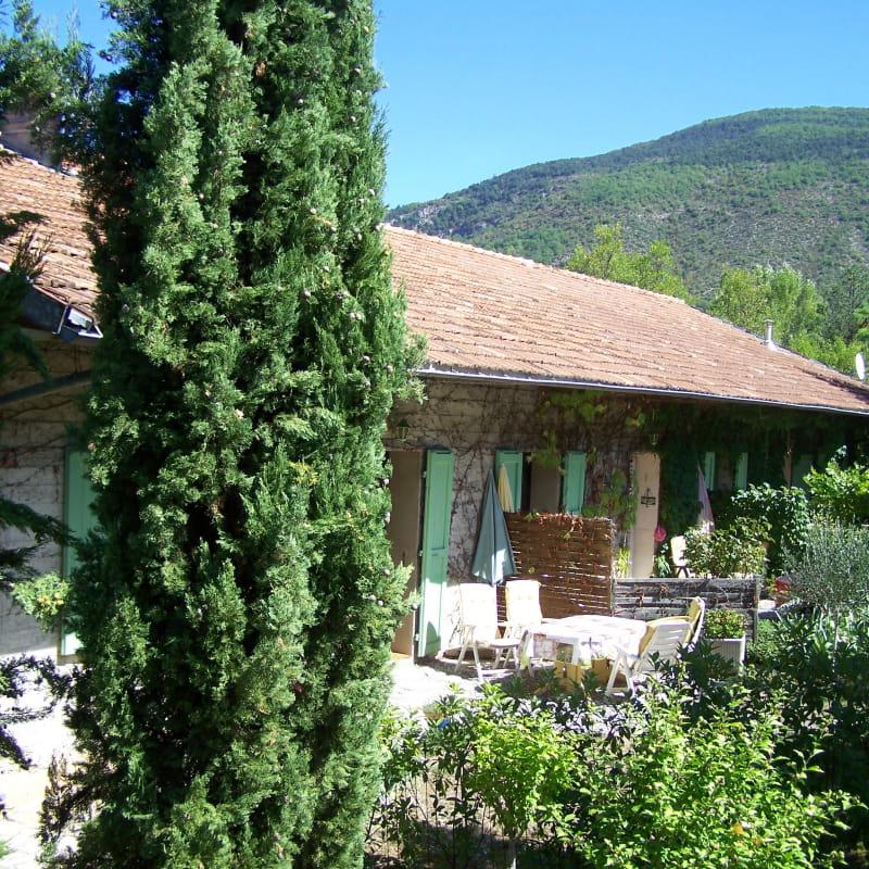 L'Ermitage de la Mûre - Le Cyprès