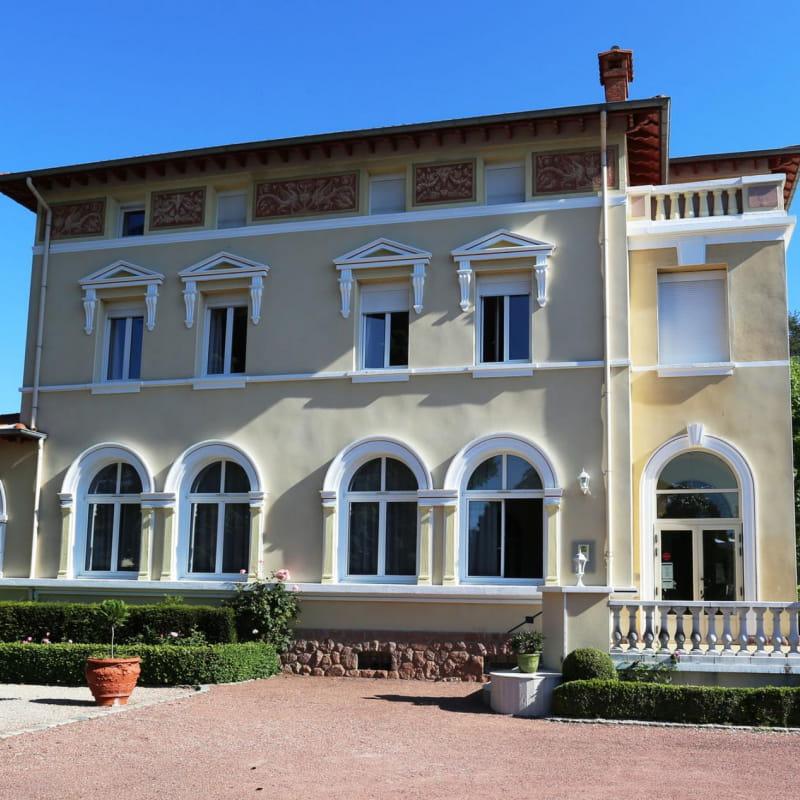 Hôtel - Château Blanchard