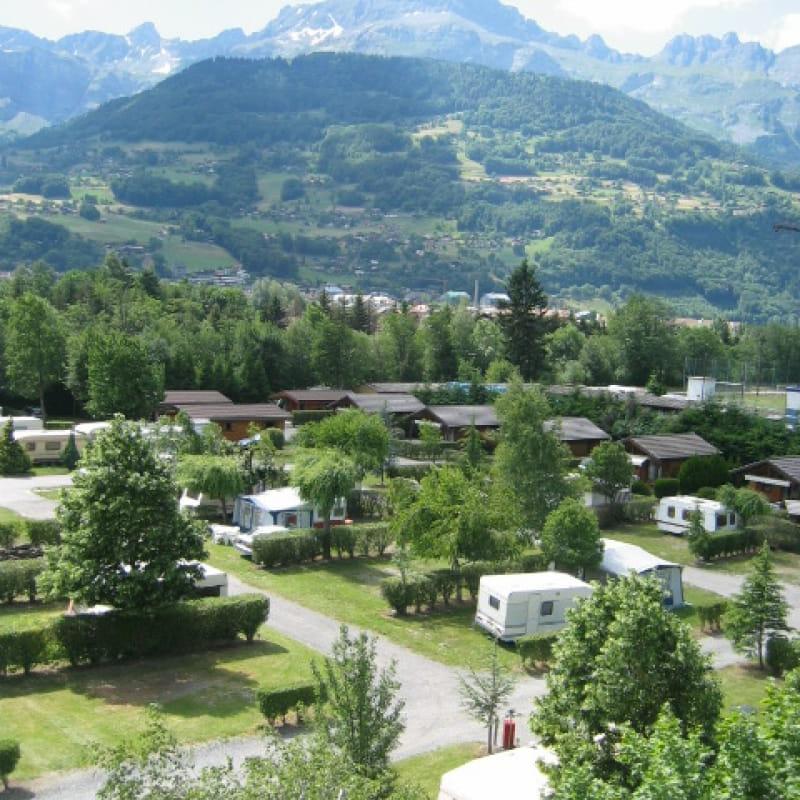 Camping Le Relais de la Vallée Blanche
