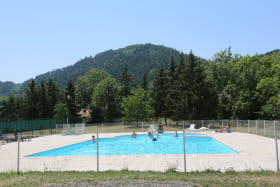 Piscine - Camping le Chanset