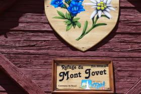 Refuge Mont Jovet