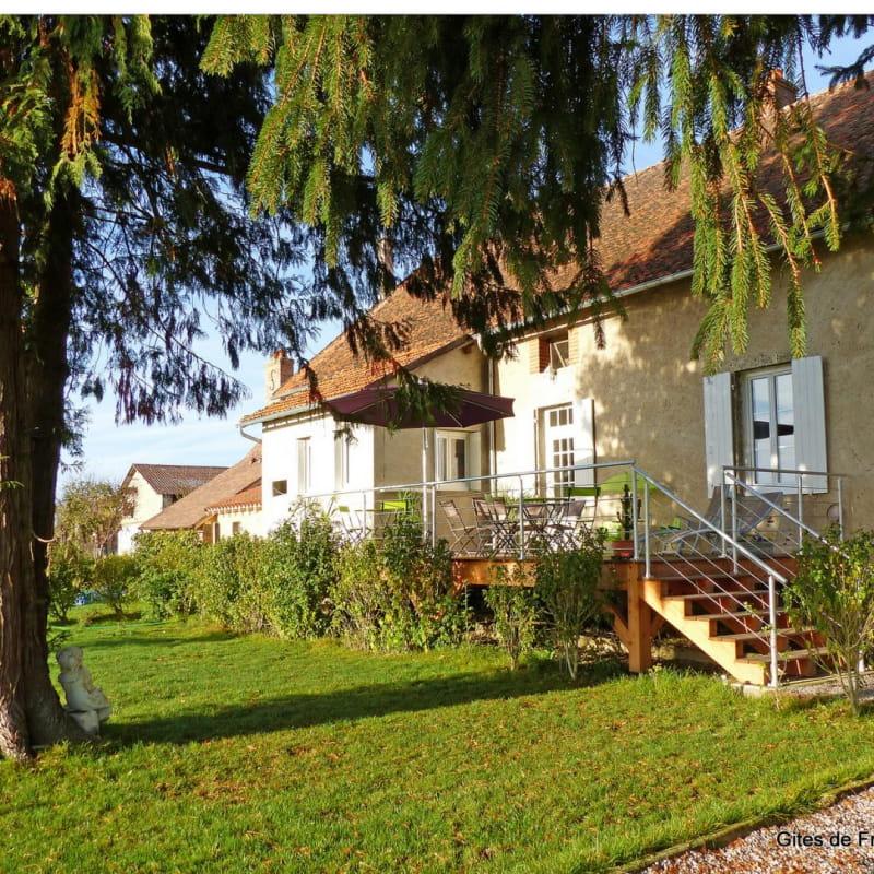 Gite la grande Garenne à Varennes sur Allier en AUVERGNE