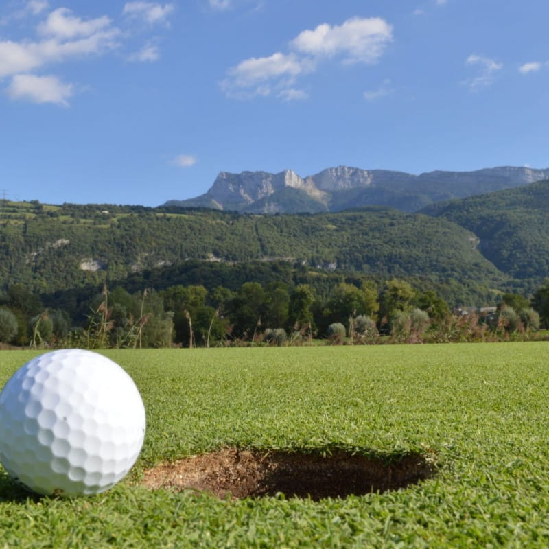 Golf Hôtel Grenoble Charmeil