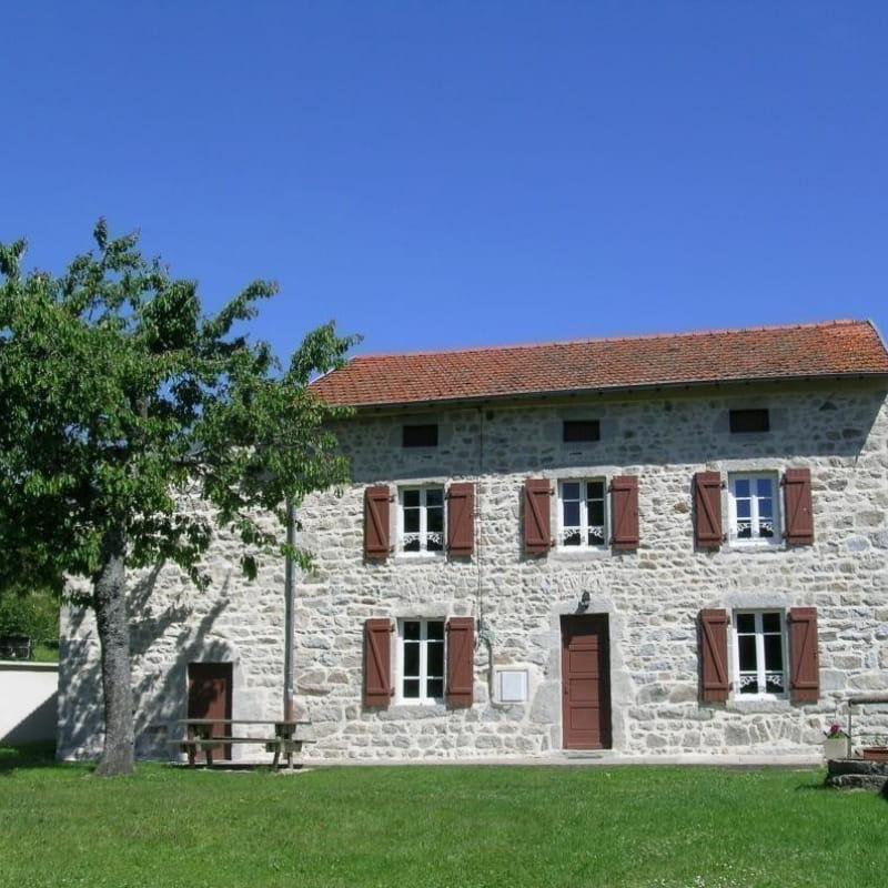 Gite du Bourg de la GUILLERMIE, jardin