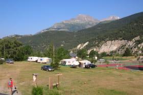 Camping Le Val d'Ambin en Aout