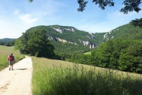 randonnée cascade de Luizet et tour du Tréfond