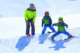 Prosneige - Ecole de ski - Meribel - Groupe enfants