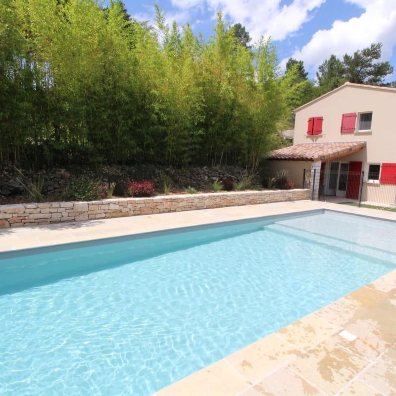 Gite la Bambouseraie avec piscine à partager