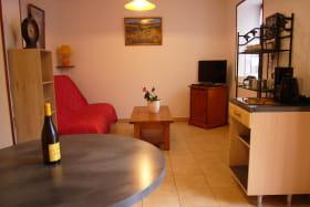 La Petite Maison du Meunier à Vauxrenard (Rhône - Beaujolais) : séjour