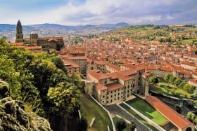 Saint Jacques à pied : De Cluny au Puy en Velay