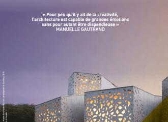 Exposition Manuelle Gautrand Architecture