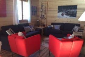 Chalet indépendant - 140m² - 4 chambres - Schaub Daniel