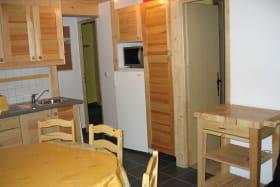 Chalet Dewilde - Appartement jaune