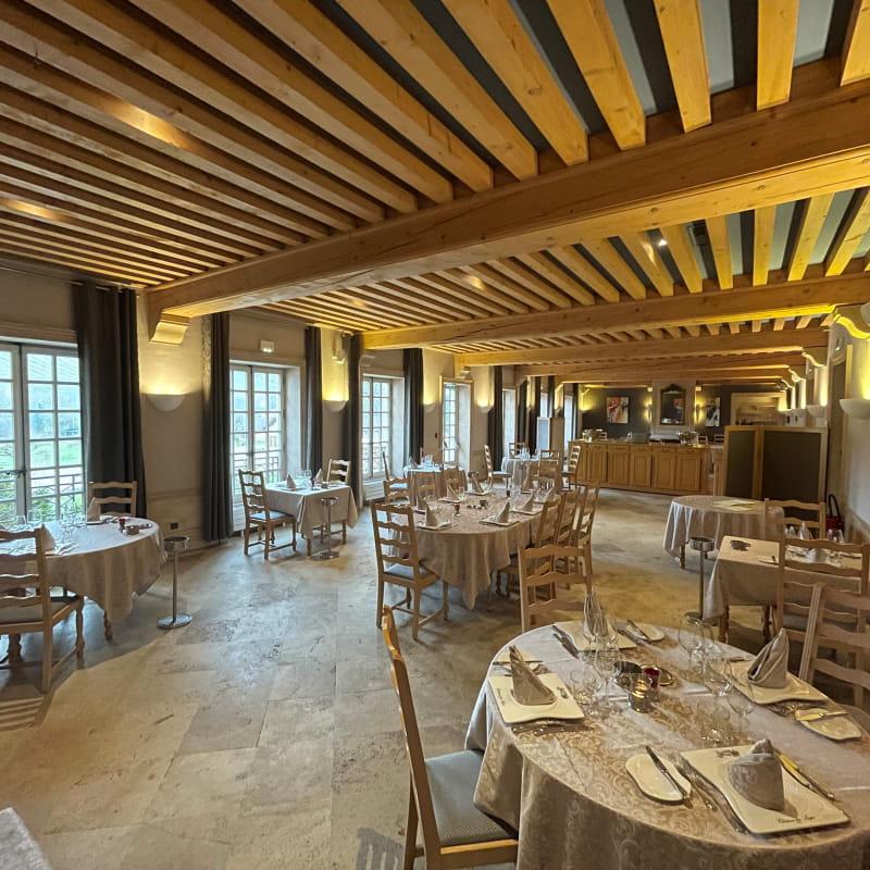 Restaurant Château des Loges