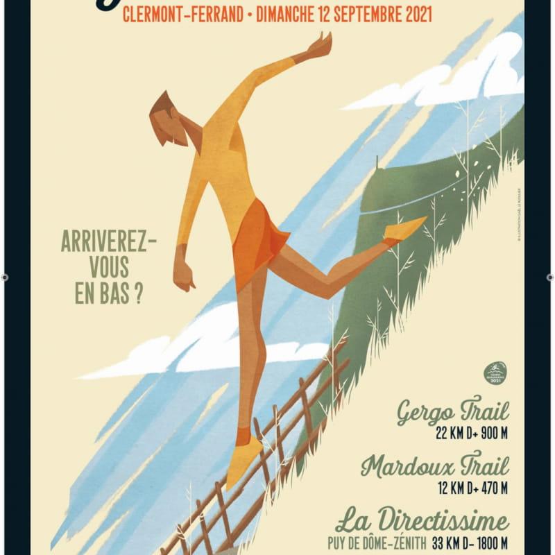 Le grand Trail de Clermont-Ferrand
