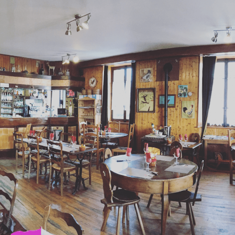 Fermé temporairement - Restaurant La Galine
