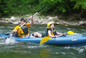Canoyak - randonnée en canoë accompagnée d'un guide