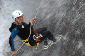 Canyoning avec Cascade Aventure à Morzine