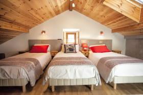 Location pour 9 personnes à Val Cenis-Lanslevillard, le chalet des Sapins