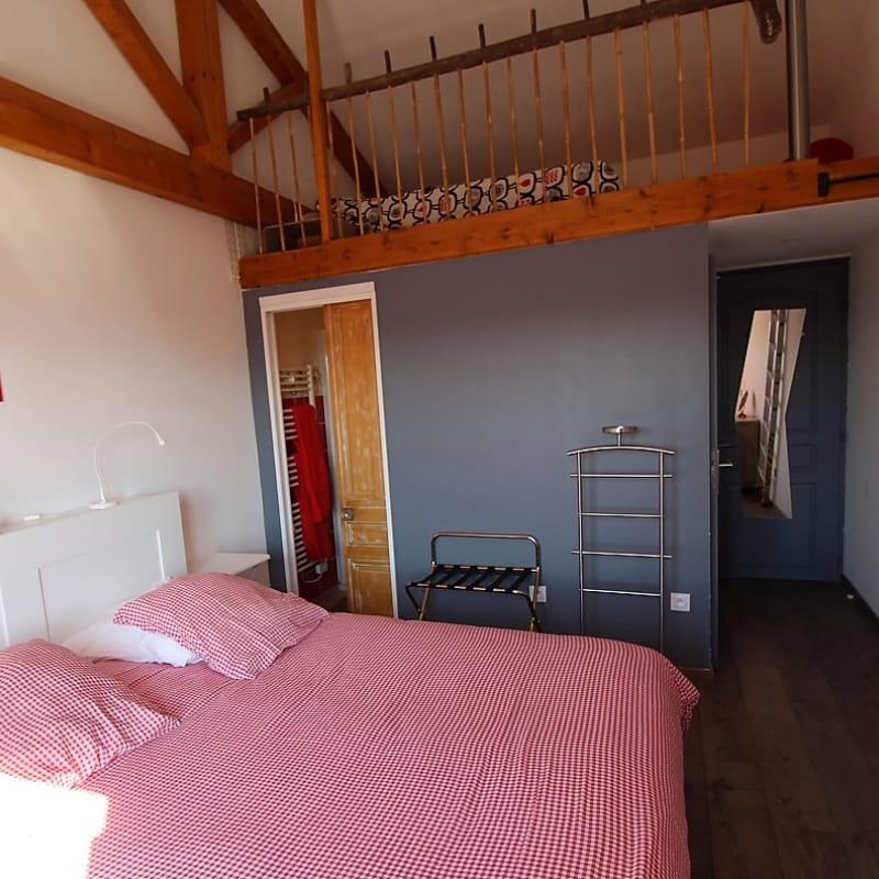 Chambres d'Hôtes des 2 Chênes à Bessenay dans le Lyonnais - Rhône : la Chambre
