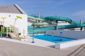 Centre aqualudique L'Epervière : univers aquatique