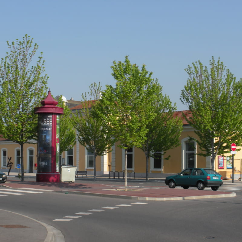 Gare SNCF Romans