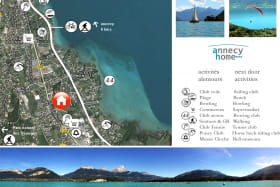 Annecy Home **** Le lac