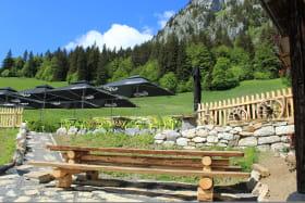 Restaurant d'alpage le Repaire au Grand-Bornand Chinaillon