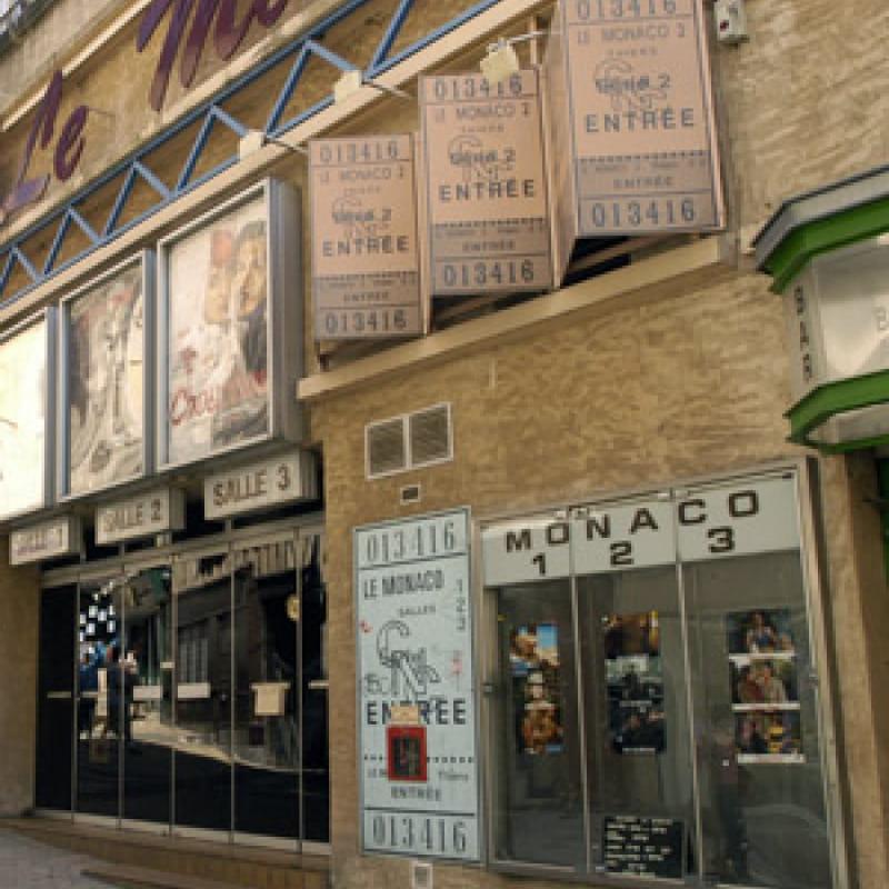 Cinéma Le Monaco