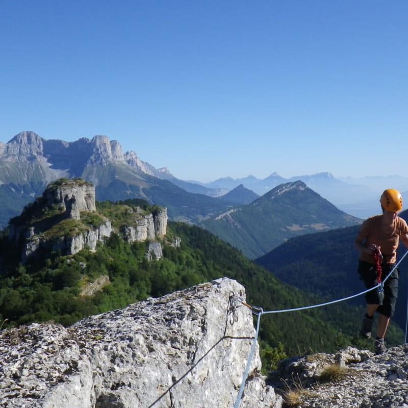 Via corda avec Isère Verticale