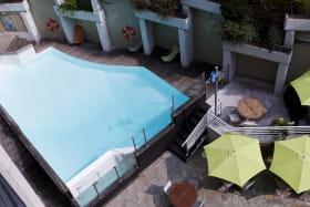 Holiday Inn Lyon Vaise - La piscine