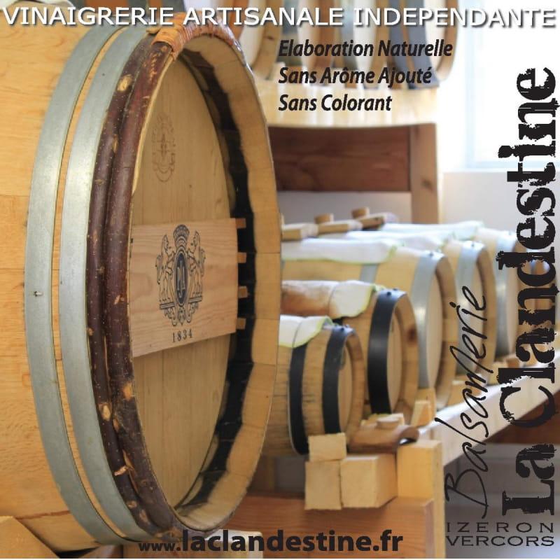 Balsamerie La Clandestine