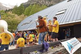 Grand Parcours Alpinisme 2018 à la Bérarde