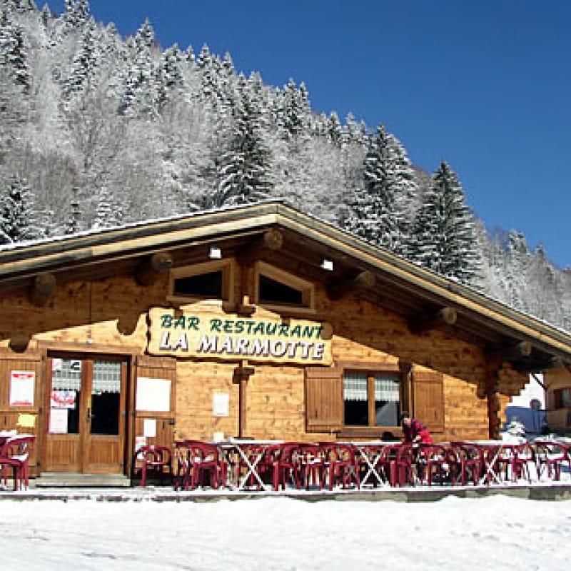 Restaurant La Marmotte - Le Grand-Bornand