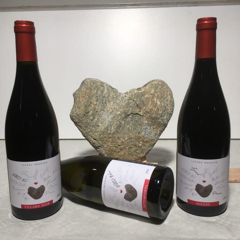 bouteille Domaine Lionel Brenier - Epinouze