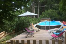 Gite de Fouard piscine