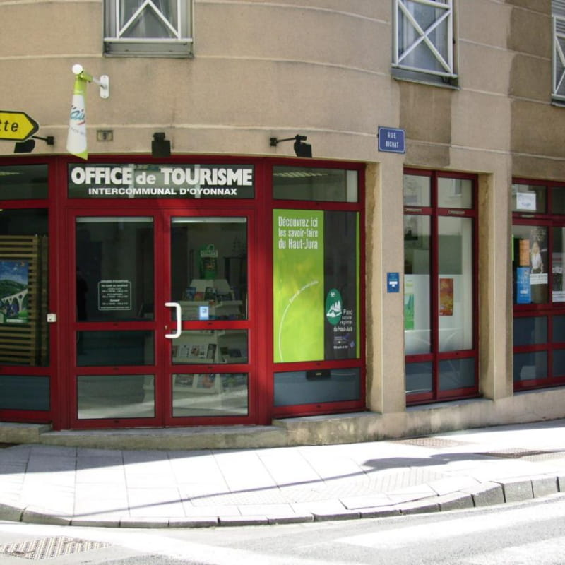 Office de Tourisme Haut-Bugey - Bureau d'Information d'Oyonnax