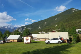 Le Camp Hnnibal au Val d'Ambin