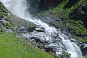 Sentier Glaciologique