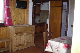 Chalet La Zaccota - Appartement 6 personnes