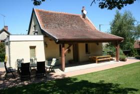 Gîte La Haute Brenne à MEILLARD dans l'Allier en Auvergne