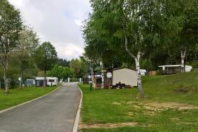 Camping Municipal Le Mergnécois