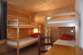 Un bel appartement style montagne à Val Cenis Lanslevillard.