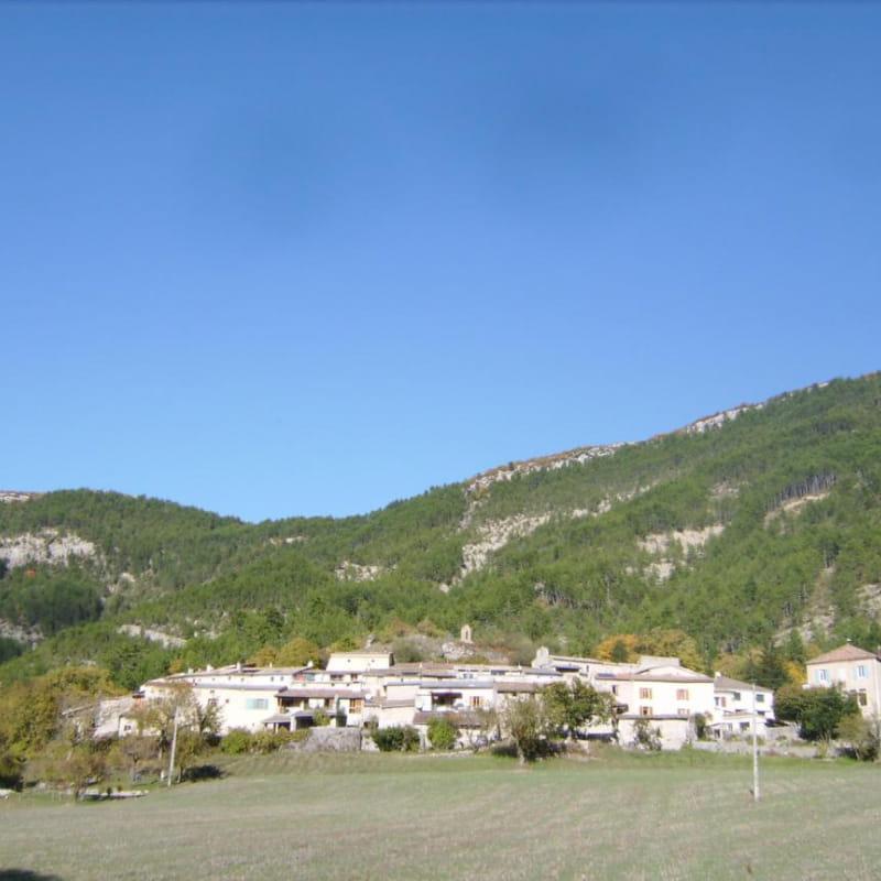 Rando - Ponet St Auban, un authentique village, au pays de la clairette
