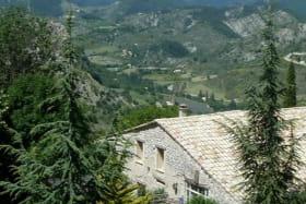 Monalisa face au Mont Ventoux