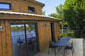 Kanopée cottage en bord de Saône