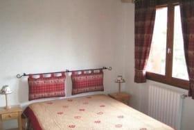 Chambre 2 : un lit de deux places