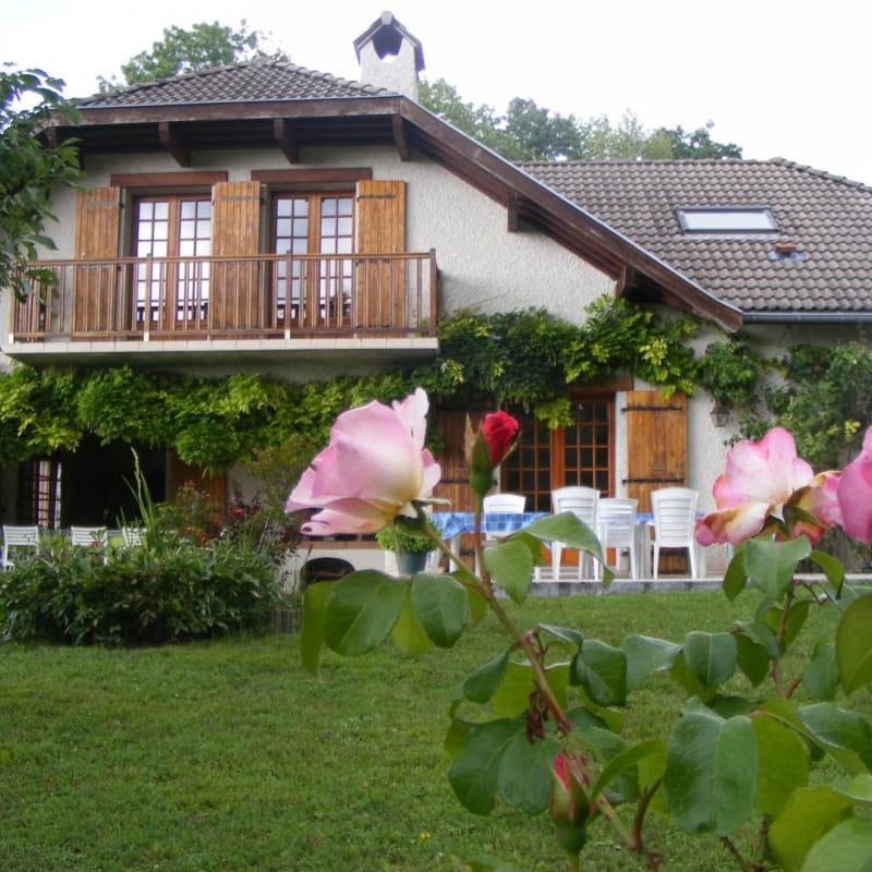 coté terrasse et jardin