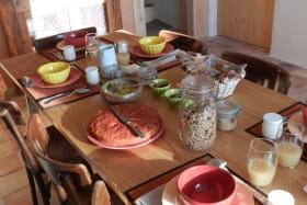 Les Ombelles petit déjeuner