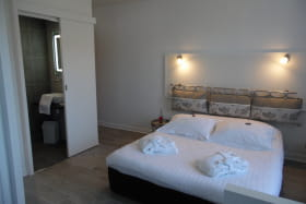 Chambre tout confort pour votre séjour détente